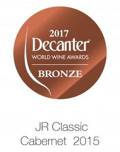 JR Classic Cabrenet 2015 Decanter