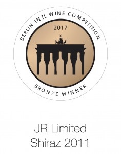 JR Limited shiraz 2011 Berlin