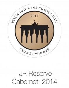 JR Reserve Cabrenet 2014 Berlin