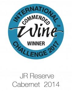 JR Reserve cabrenet 2014 IWC