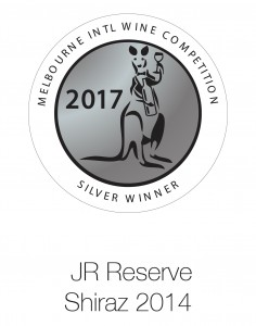 JR Reserve shiraz 2014 - Melbourne