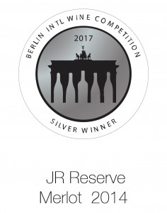JR reserve merlot 2014 Berlin