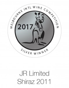 JR shiraz 2011 melbourne